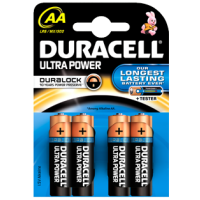 Duracell Ultra Power 4xAA